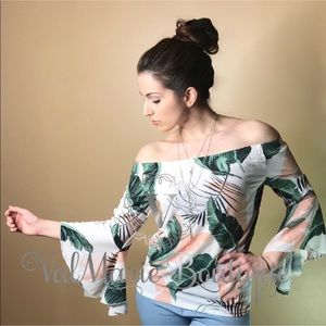 Tropical Paradise Blouse